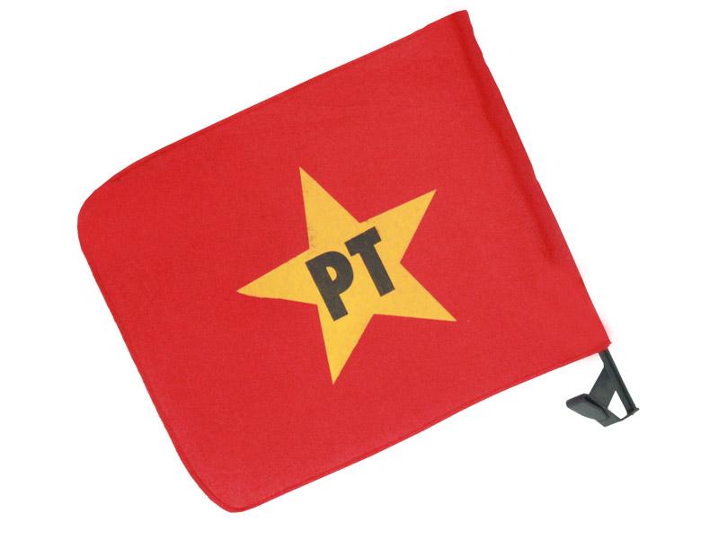 Resultado de imagem para imagem da bandeira do pt